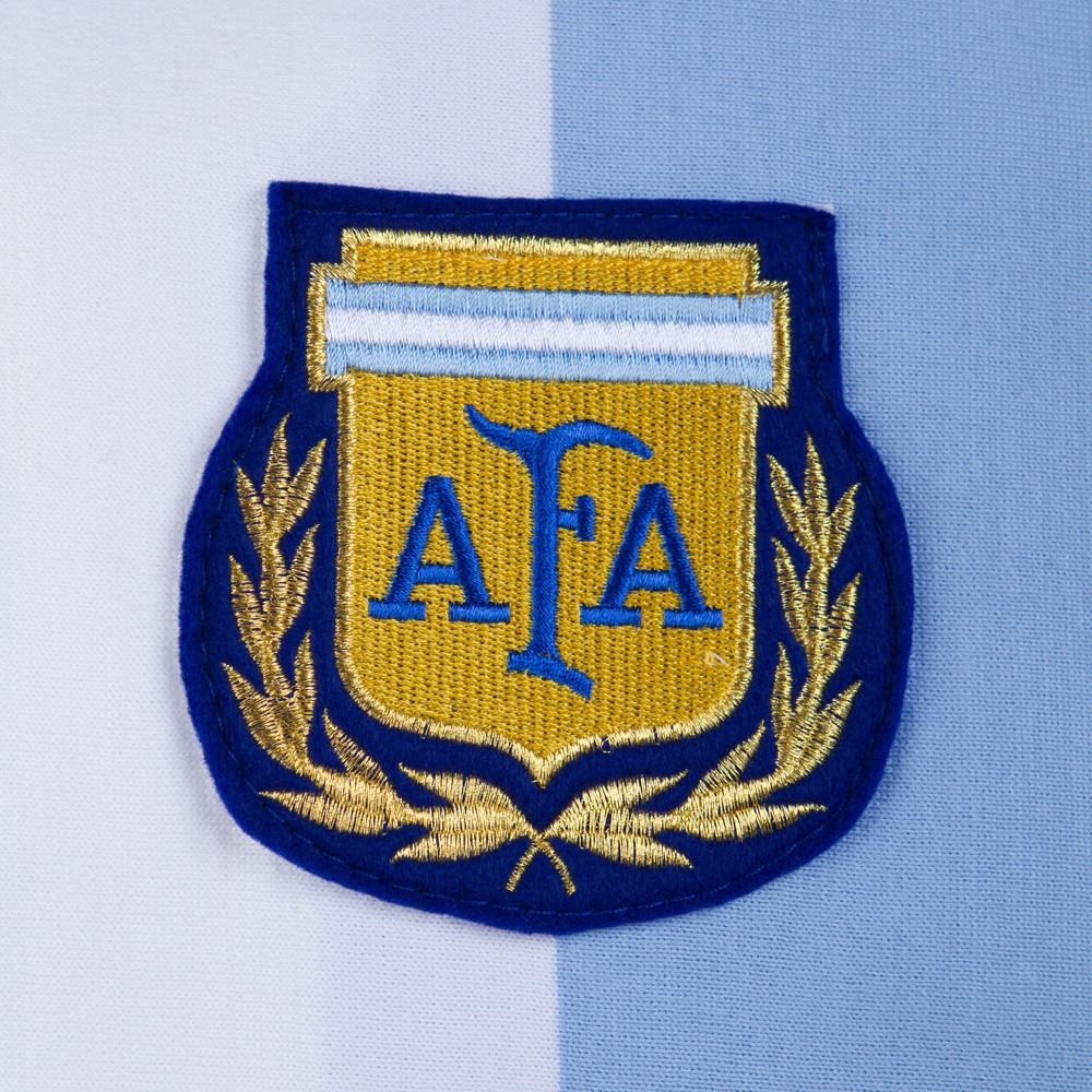 Argentina 1982 Maglia Storica Calcio