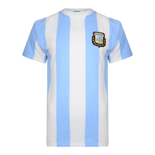 Argentina 1986 Retro Football Shirt