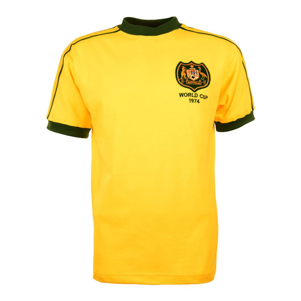Australia 1974 Retro Football Shirt