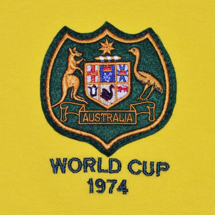 Australia 1974 Maglia Storica Calcio