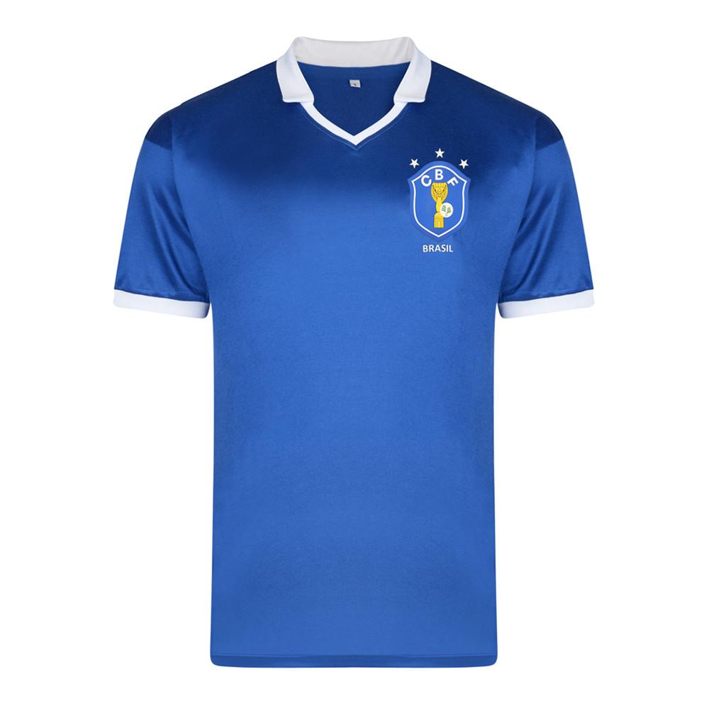 Brasile 1986 Maglia Calcio Storica