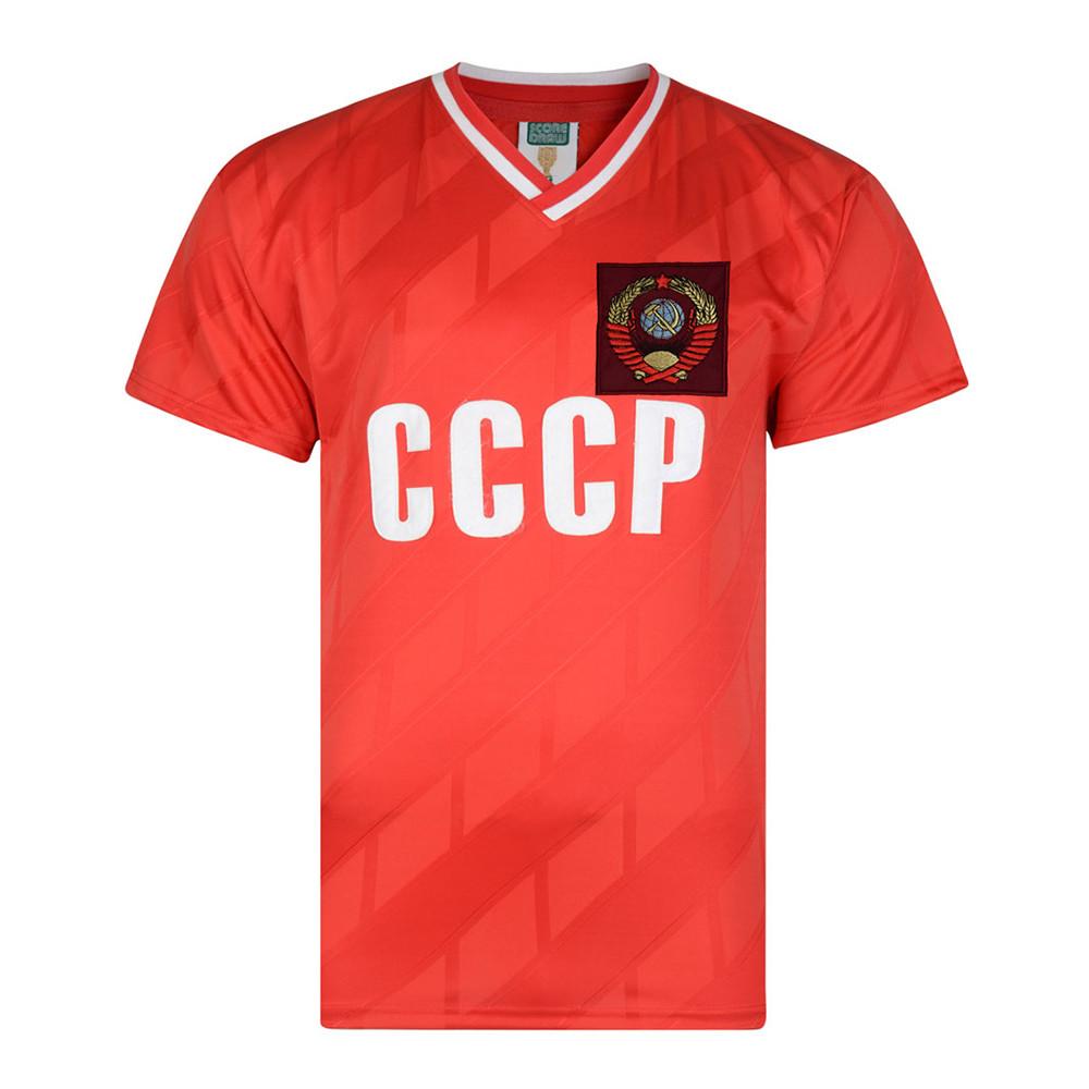 URSS 1986 Camiseta Retro Fútbol