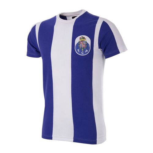 Porto Retro Tee Shirt Casual