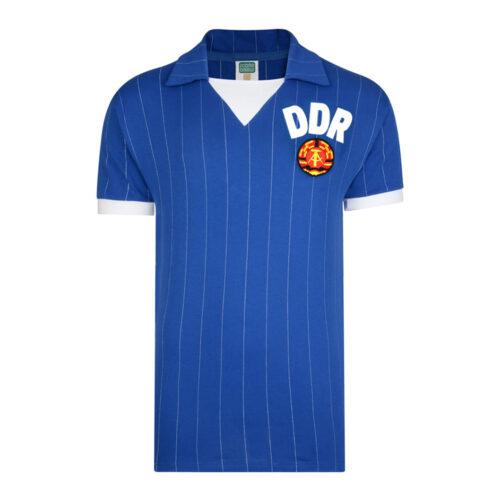 DDR 1983 Camiseta Retro Fútbol