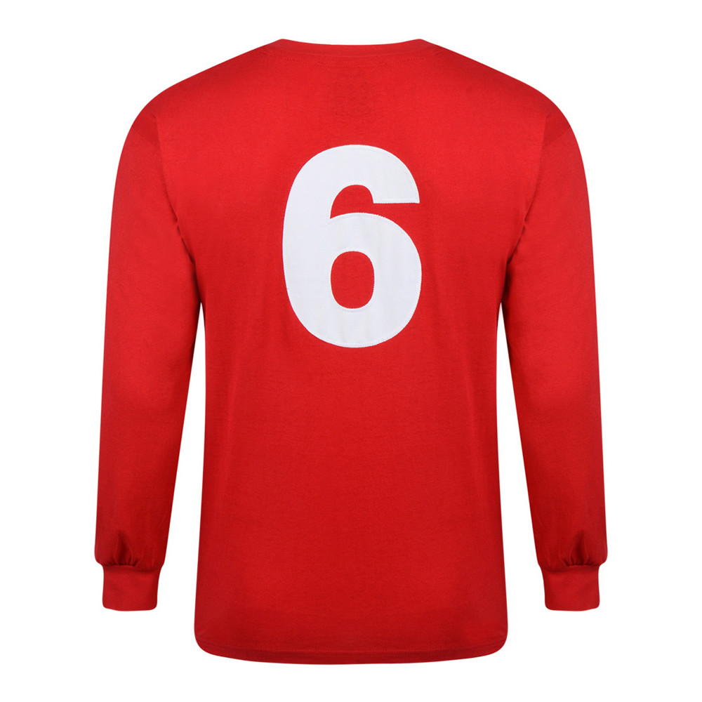 Inghilterra 1966 Away Maglia Storica Moore