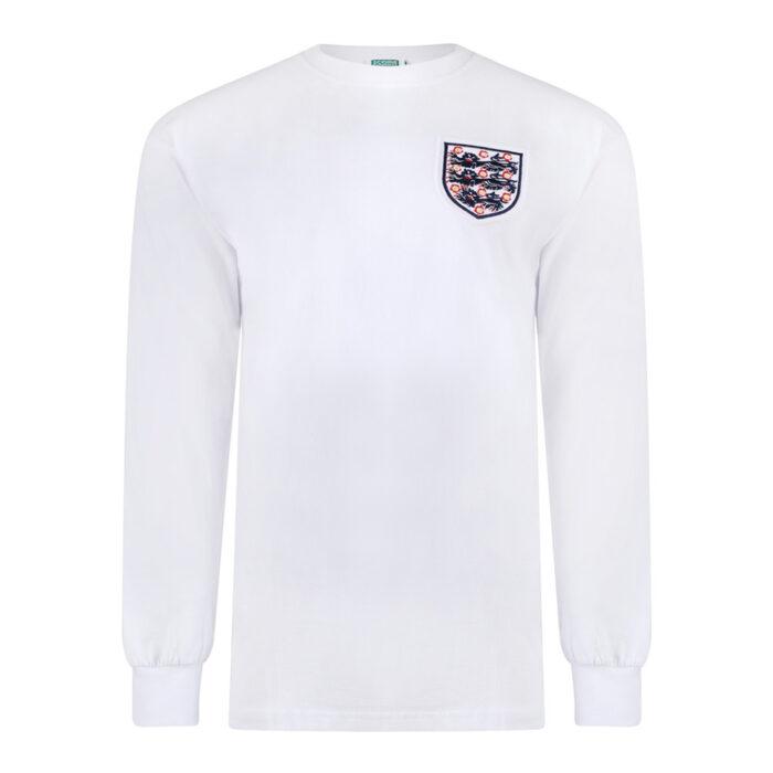 England 1966 Retro Shirt Moore