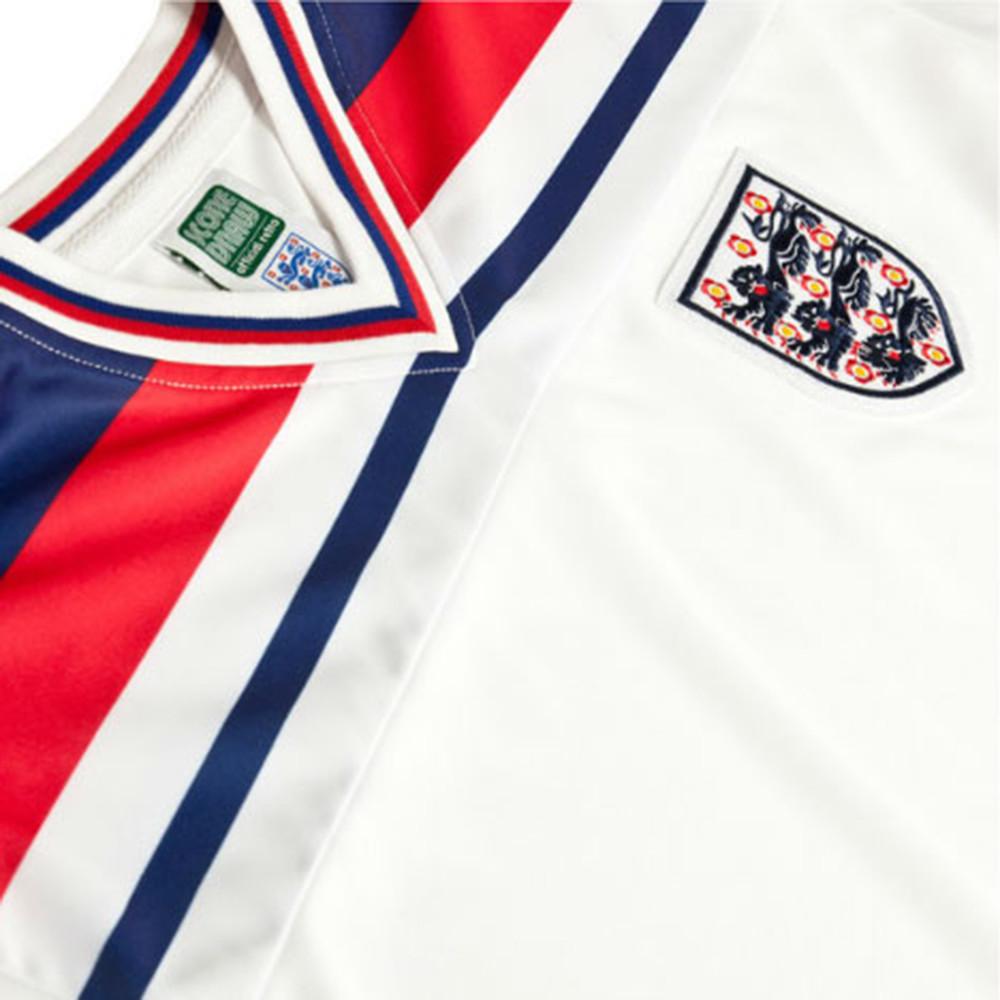 Inghilterra 1982 Maglia Storica Calcio