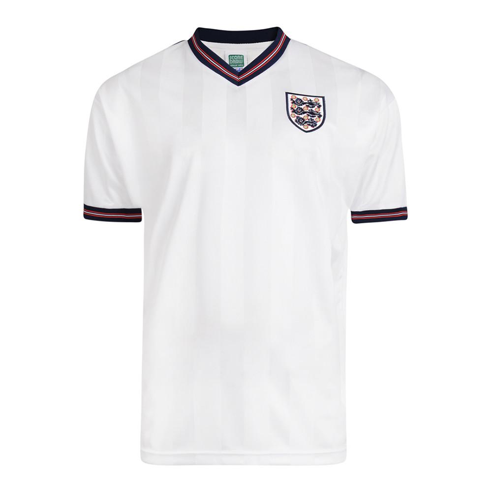 Inghilterra 1986 Maglia Storica Calcio