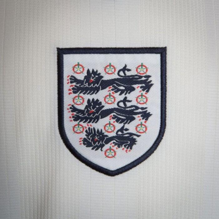 Inghilterra 1996 Maglia Storica Calcio