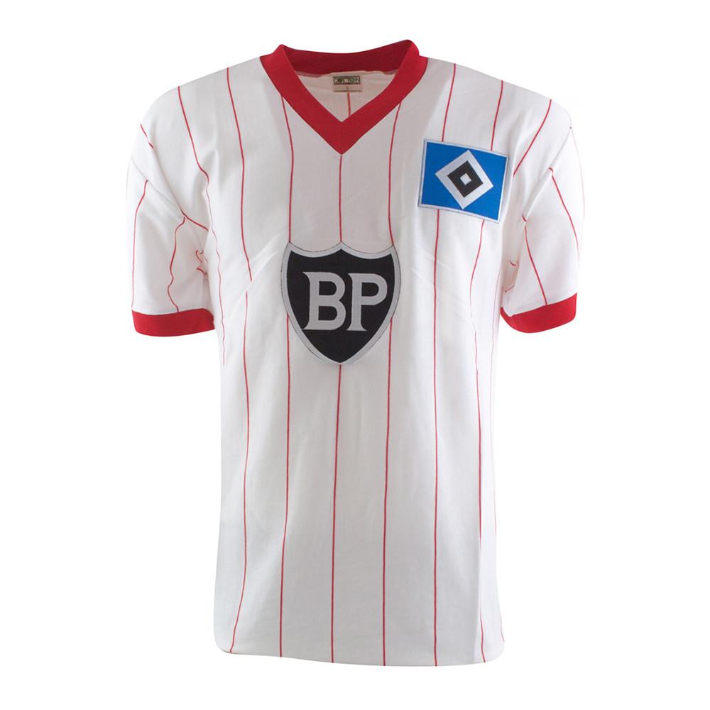 Amburgo 1983-84 Maglia Storica Calcio
