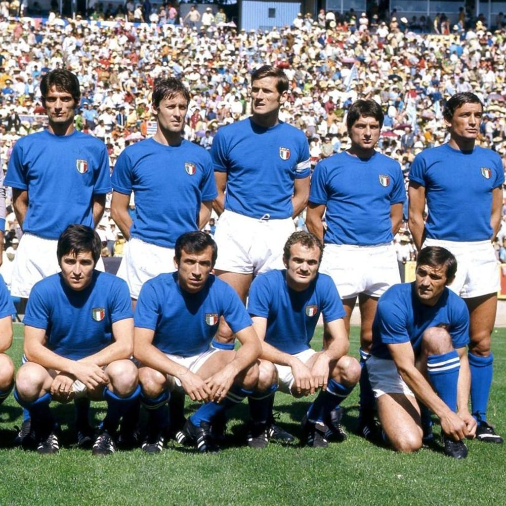 Italia 1970 Maglia Storica Calcio