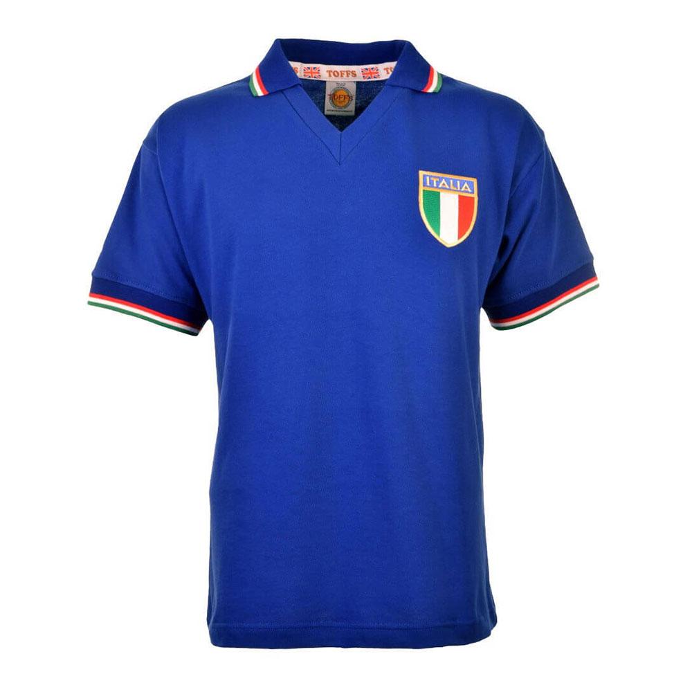 Italy 1982 Retro Football Shirt