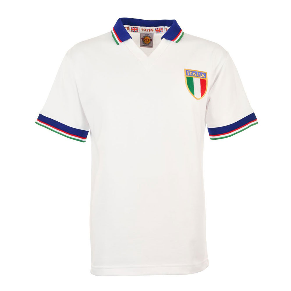 Italy 1982 Retro Shirt Football