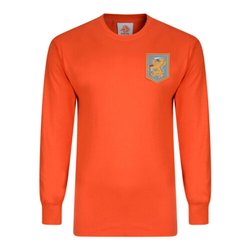 Holland 1968 Retro Football Shirt