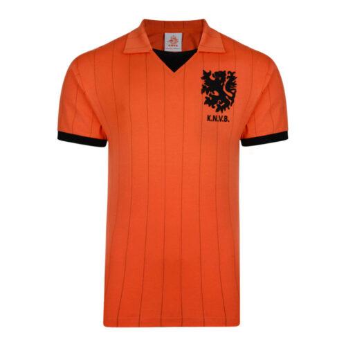Olanda 1983 Maglia Storica Calcio