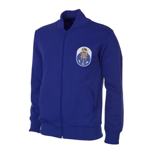 Porto 1985-86 Retro Football Track Top