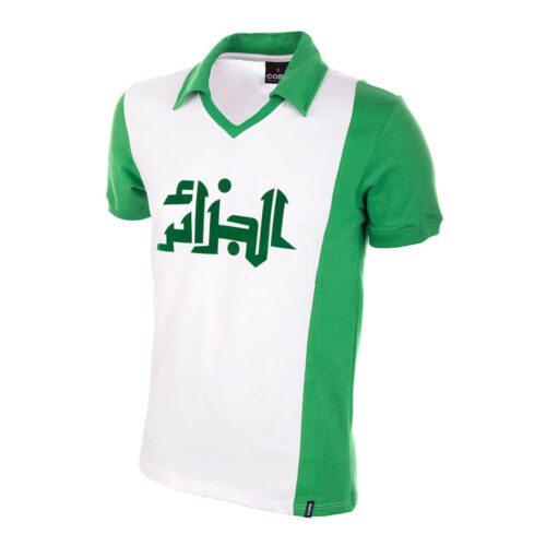 Algeria 1982 Retro Football Shirt