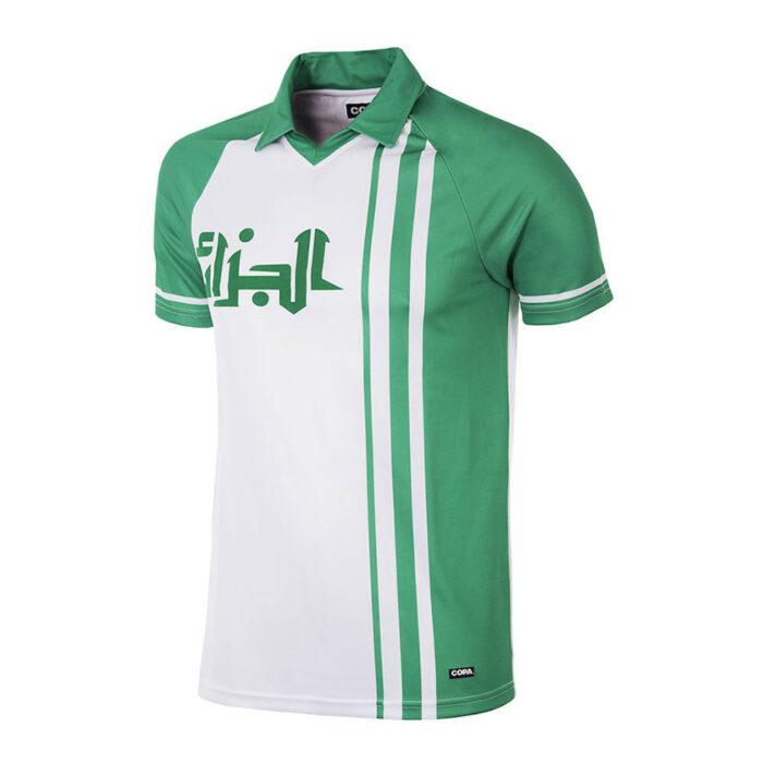 Algeria 1982 Maglia Storica Calcio