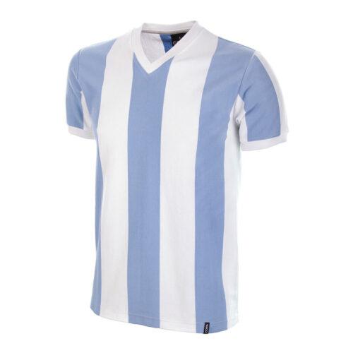 Argentina 1957 Camiseta Retro Fútbol