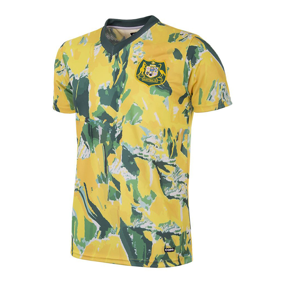 Australia 1993 Retro Football Shirt