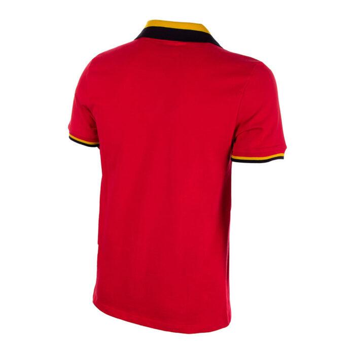 Belgio 1961 Maglia Storica Calcio