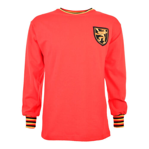 Belgium 1967 Retro Football Shirt