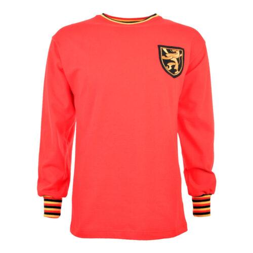Belgica 1967 Camiseta Retro Fútbol