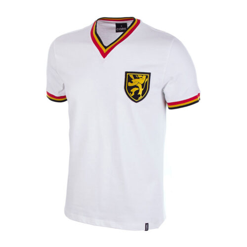 Belgium 1970 Retro Football Jersey
