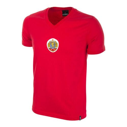 Bulgaria 1974 Camiseta Retro Fútbol