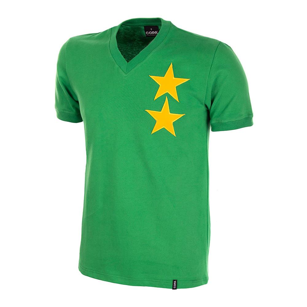 Cameroon 1972 Retro Football Shirt