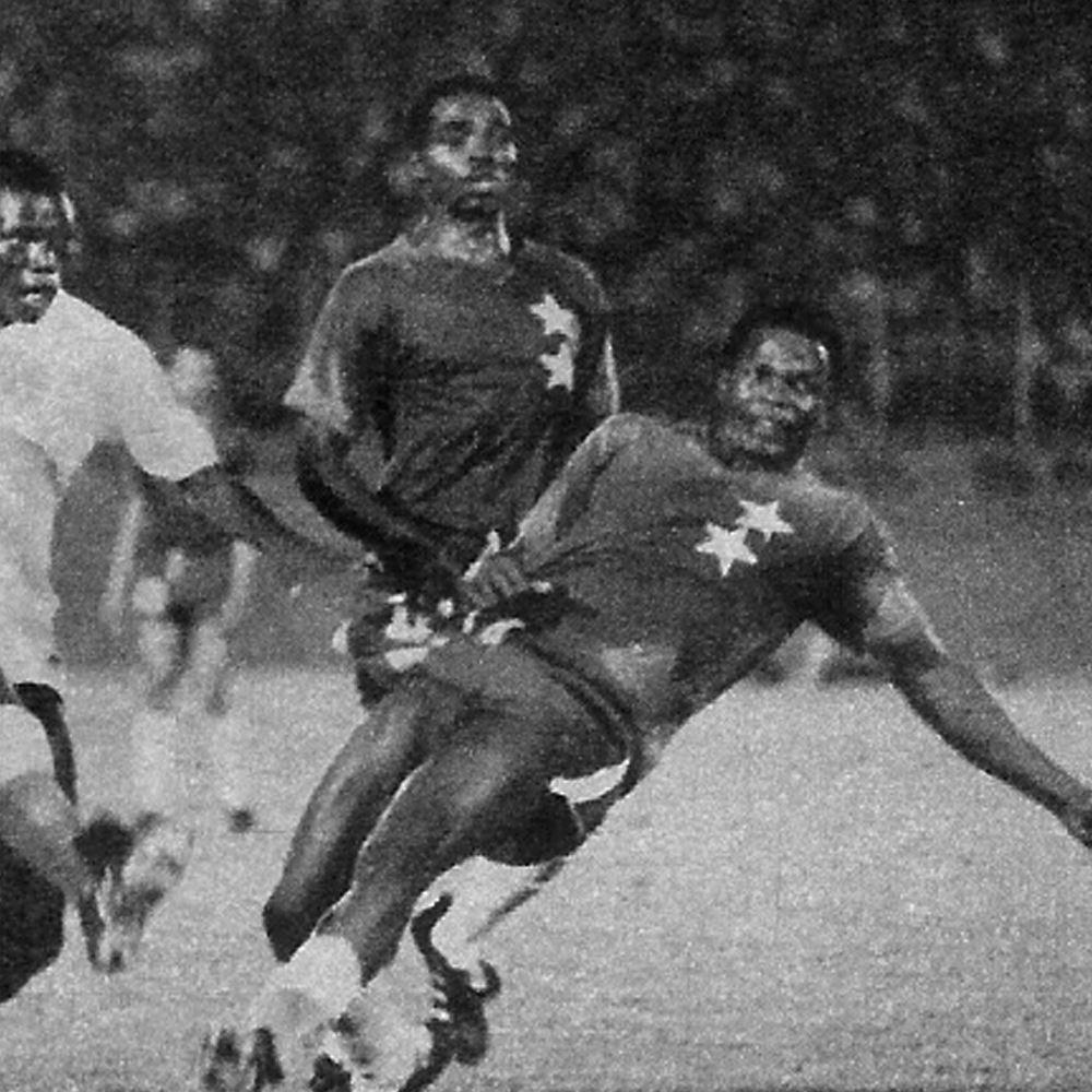 Camerun 1972 Maglia Storica Calcio