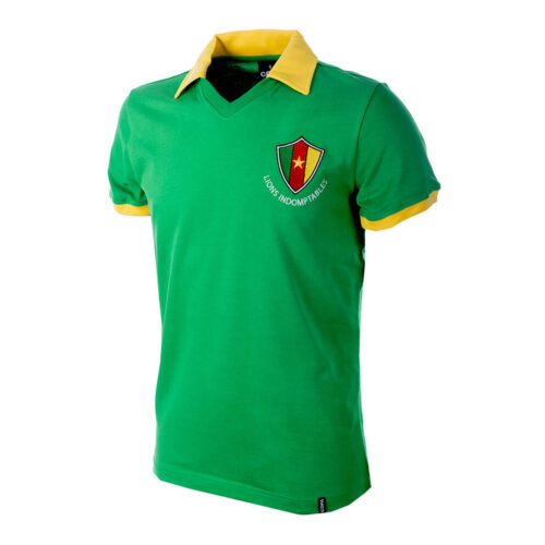 Cameroon 1982 Retro Football Shirt