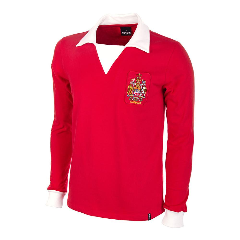 Canada 1973 Retro Football Shirt