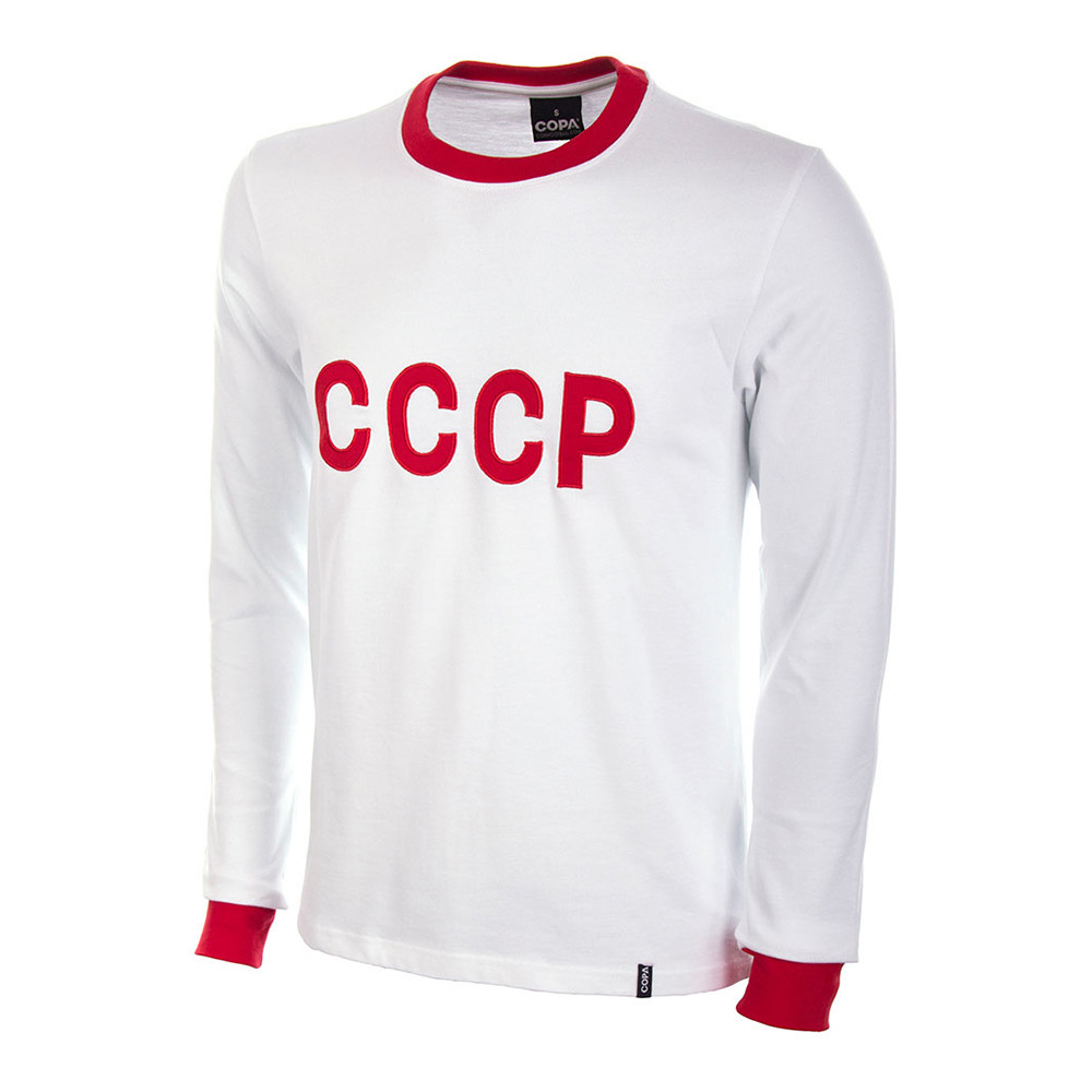 URSS 1976 Maglia Calcio Storica - Retro Football Club ® 17eca9138