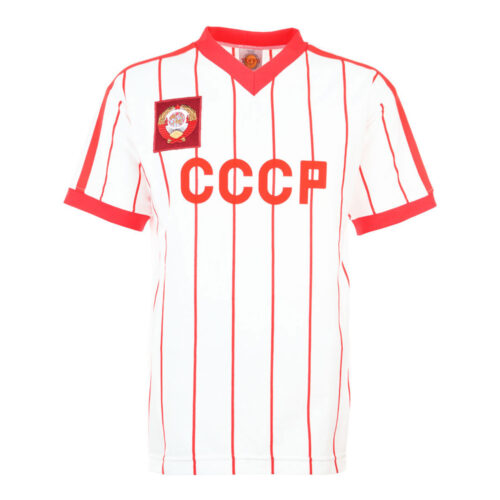USSR 1982 Retro Football Jersey