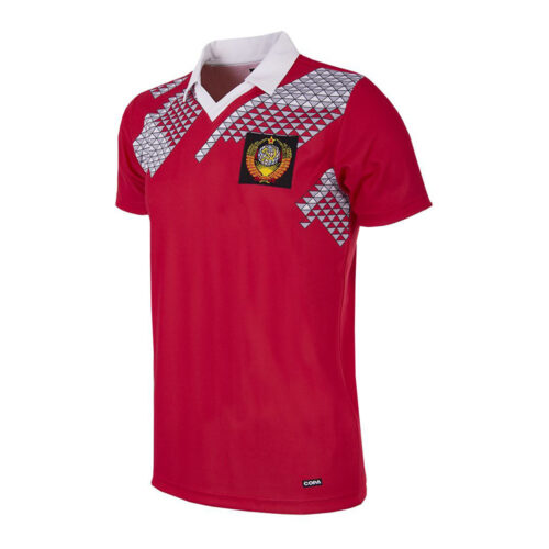 USSR 1990 Retro Football Shirt