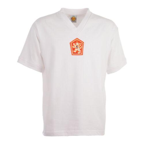 Checoslovaquia 1962 Camiseta Retro Fútbol