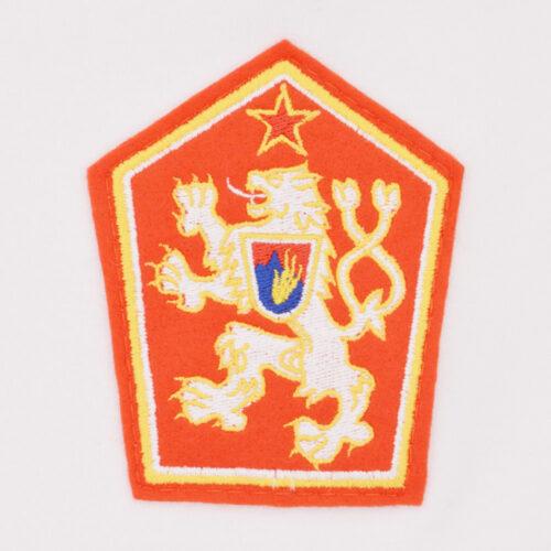 Cecoslovacchia 1962 Away Maglia Storica Calcio