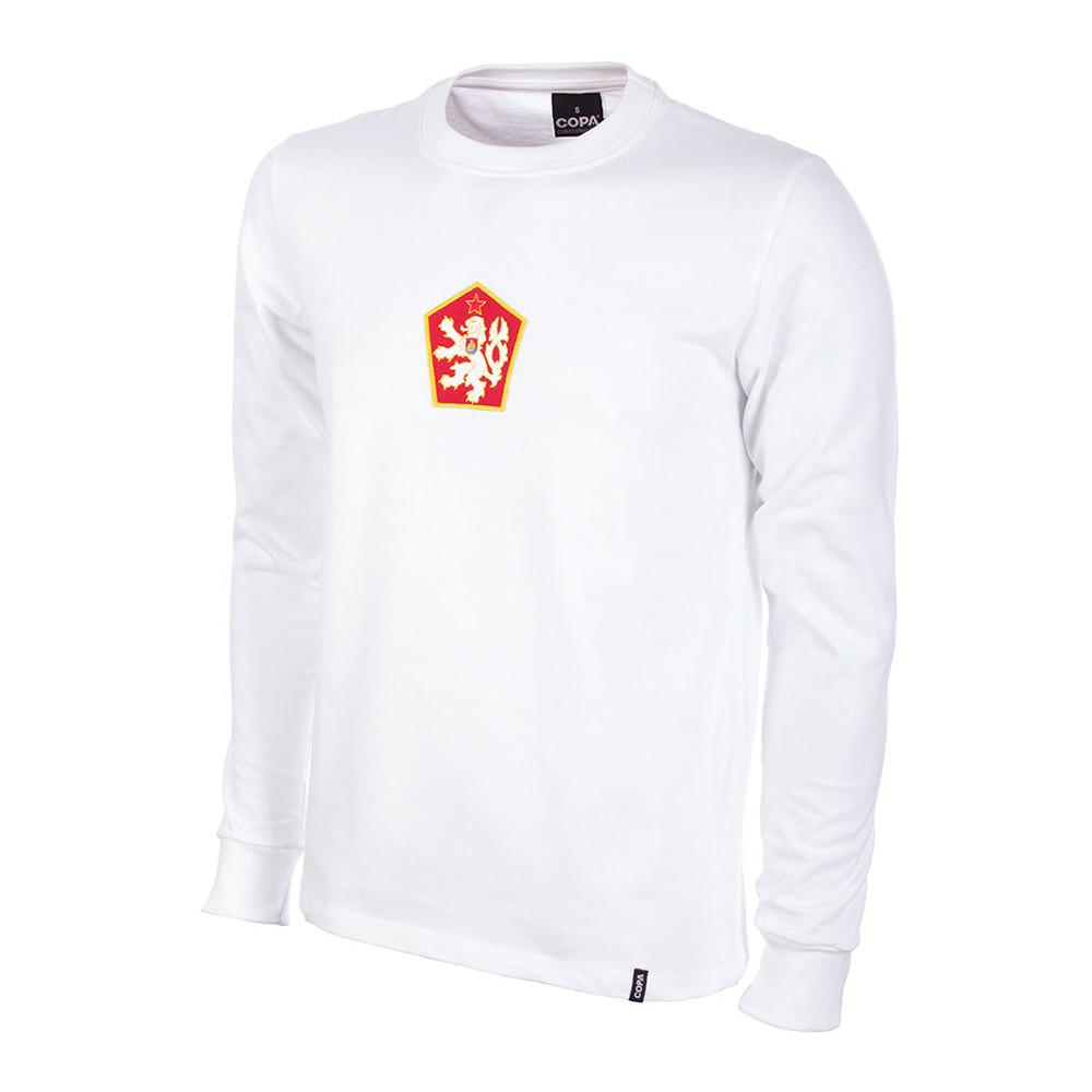 Checoslovaquia 1970 Camiseta Retro Fútbol