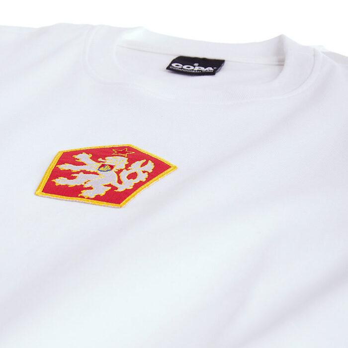 Cecoslovacchia 1970 Maglia Storica Calcio