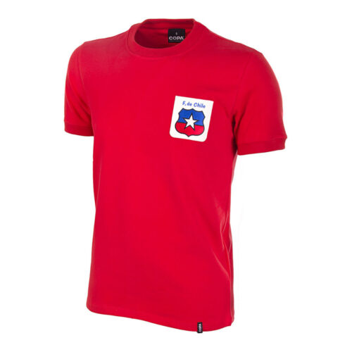 Chile 1973 Camiseta Retro Fútbol