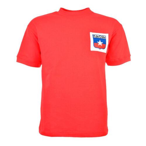 Chile 1973 Retro Football Shirt