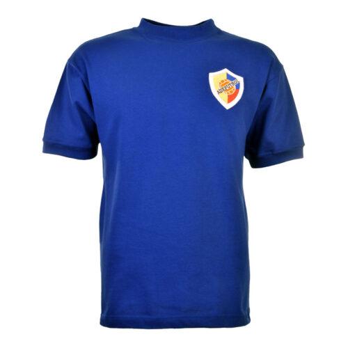 Colombia 1962 Camiseta Retro Fútbol