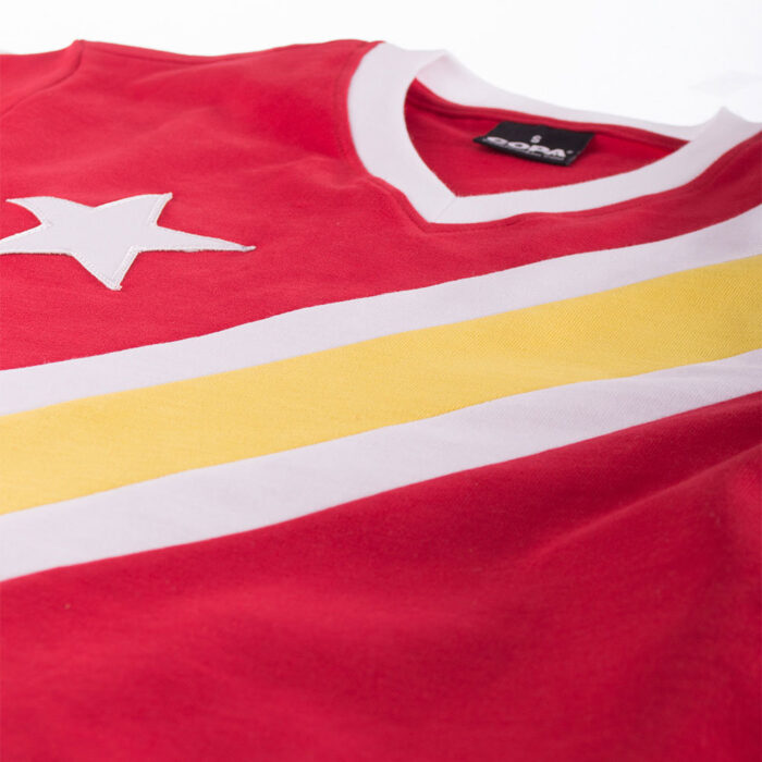 Congo 1968 Maglia Storica Calcio
