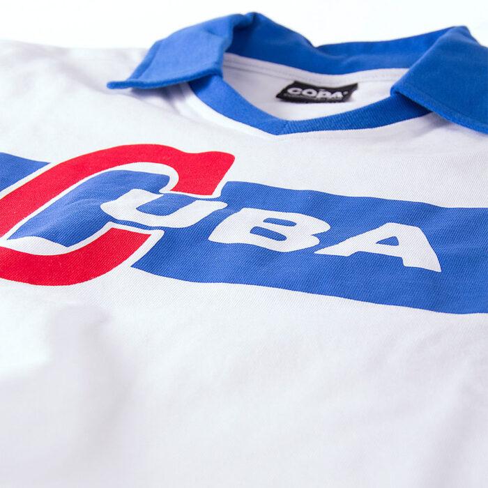 Cuba 1960 Maglia Storica Calcio