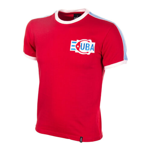 Cuba 1976 Retro Football Shirt