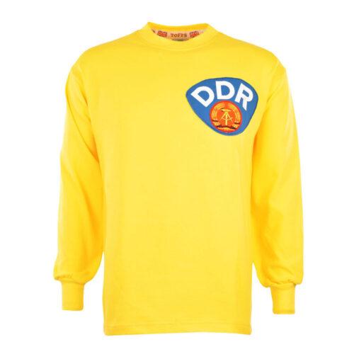DDR 1974 Camiseta Retro Portero
