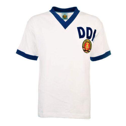 DDR 1976 Maglia Storica Calcio