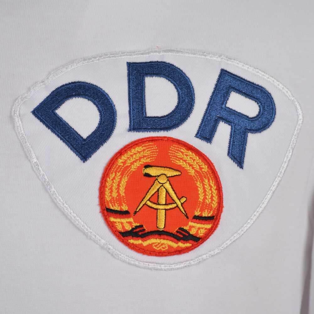 DDR 1977 Away Maglia Storica Calcio