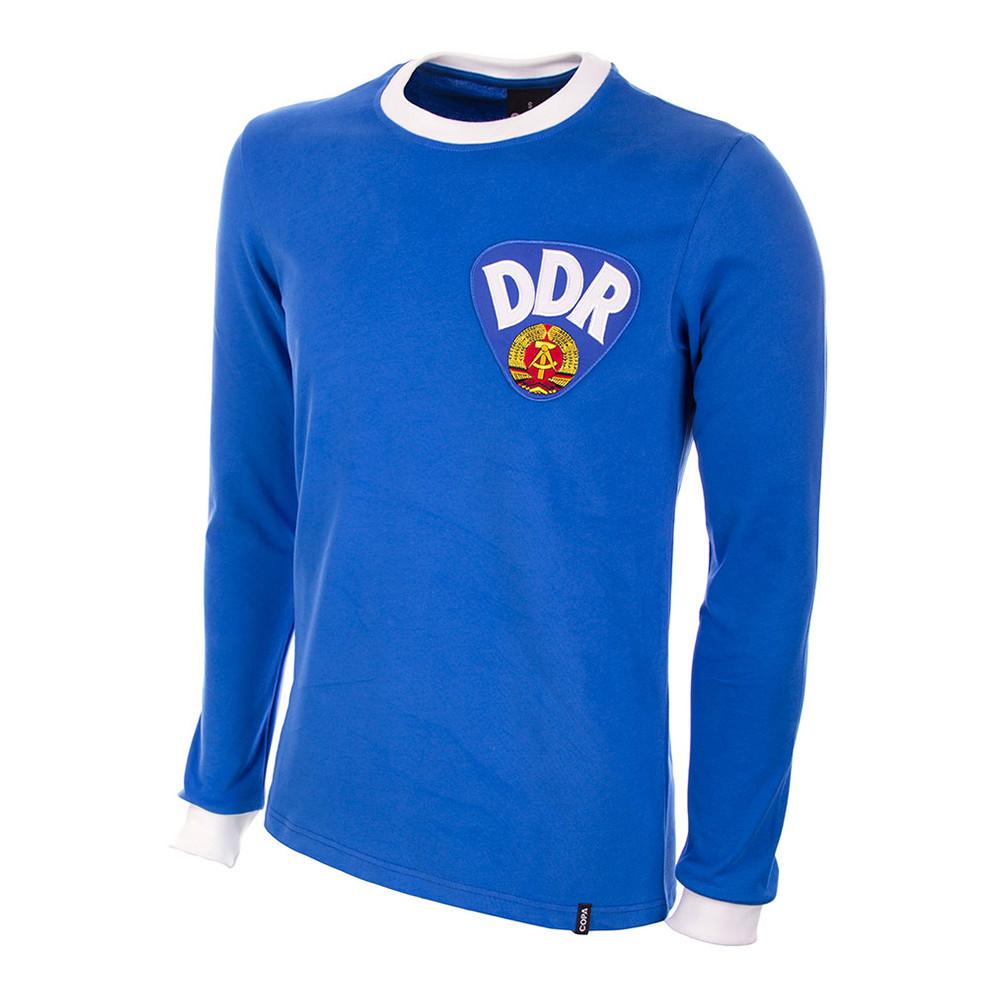 DDR 1981 Maglia Storica Calcio